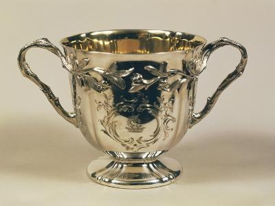 Silver Cup--Giclee Print