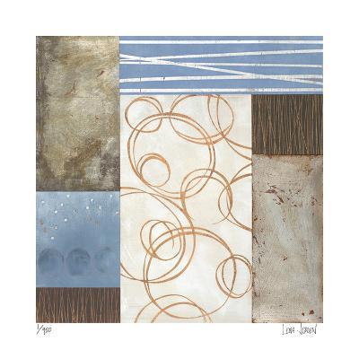 Silver Dance I-Leigh Jordan-Giclee Print