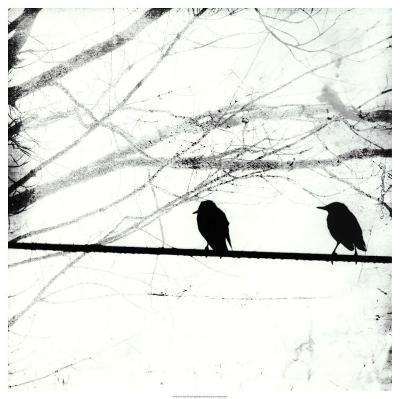 Silver Days I-Ingrid Blixt-Art Print