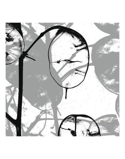 Silver Dollars IX-Erin Clark-Art Print