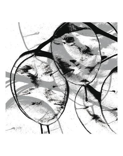 Silver Dollars VII-Erin Clark-Art Print