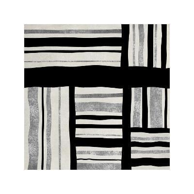 Silver Groove I-Ellie Roberts-Giclee Print