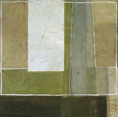 Silver Horizon II--Art Print