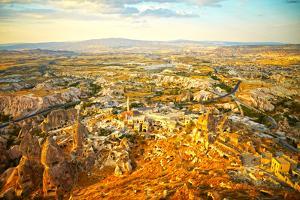 Cappadocia. HDR by silver-john