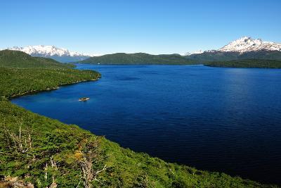 Silver Lake, Patagonia, Argentina, South America-Pablo Cersosimo-Photographic Print