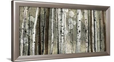 Silver Lining-Tandi Venter-Framed Art Print