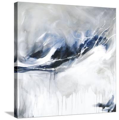 Silver Lining-Karen Lorena Parker-Stretched Canvas Print