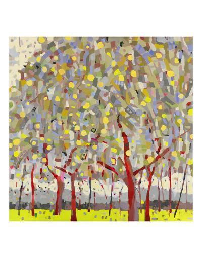 Silver Orchard-Jean Cauthen-Art Print