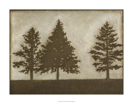 Silver Pine II-Megan Meagher-Premium Giclee Print