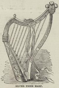 Silver Prize Harp