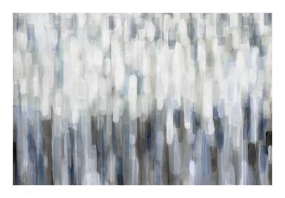Silver Rain-Karen Lorena Parker-Giclee Print