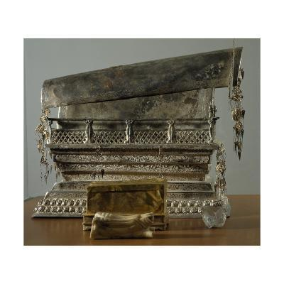 Silver Reliquary, China, Sung Dynasty, 10th-13th Century--Giclee Print