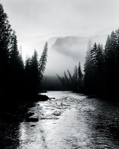 Silver River-Andrew Geiger-Giclee Print