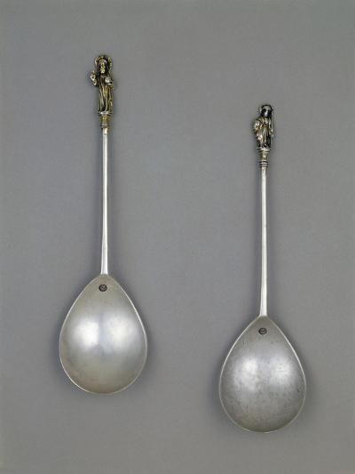 Silver Spoons, 1490--Giclee Print