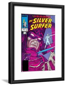 Silver Surfer By Stan Lee and Moebius No. 1: Silver Surfer, Galactus