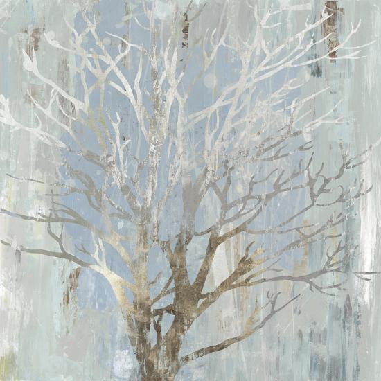 Silver Tree-Allison Pearce-Art Print