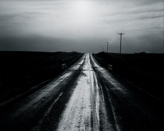 Silver Way-Andrew Geiger-Giclee Print
