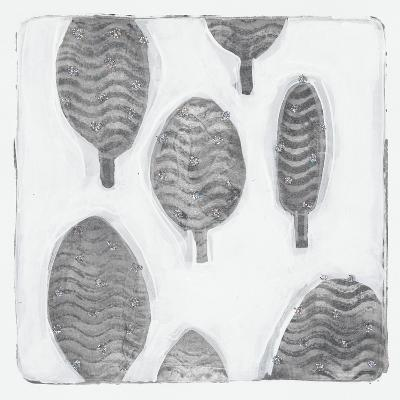 Silver Xmas-Maria Pietri Lalor-Giclee Print