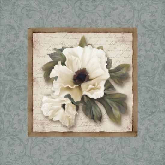 Silversage Flower I-Elizabeth Medley-Premium Giclee Print