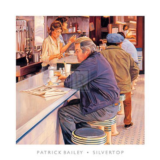 Silvertop-Patrick Bailey-Art Print