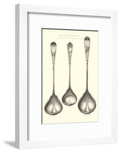 Silverware Patterns for Ladles