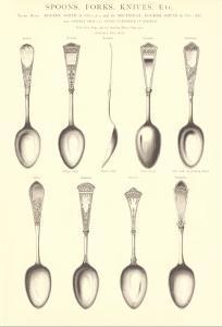 Silverware Patterns