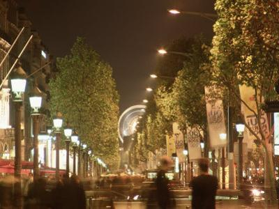 France, Paris, Champs, Elysees