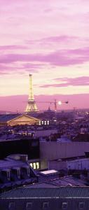 France, Paris, Eiffel by Silvestre Machado