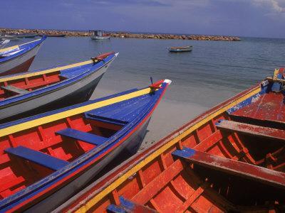 Peninsula De Macanao El Manglillo, Venezuela