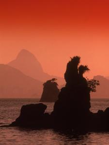 Two Brothers Hill, Rio de Janeiro, Brazil by Silvestre Machado