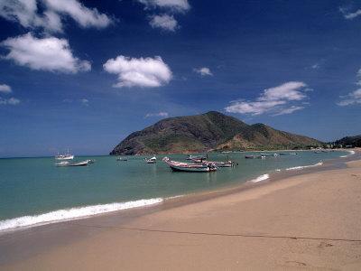 Venezuela, Isla Margarita, Caribbean Sea