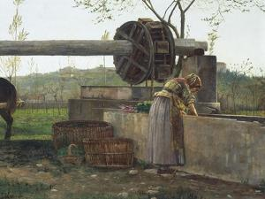 The Pumping Machine by Silvestro Lega
