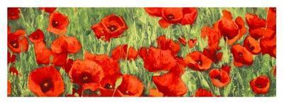 Poppy Field (detail)