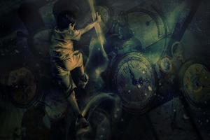 Through Time. by Silvia Simonato