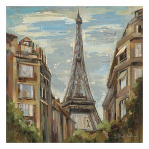 A Moment in Paris I by Silvia Vassileva