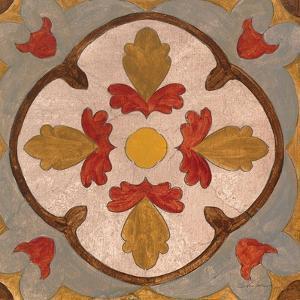 Andalucia Tiles F Color by Silvia Vassileva
