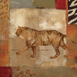 Animals on Safari II by Silvia Vassileva