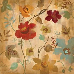 Antique Embroidery II by Silvia Vassileva