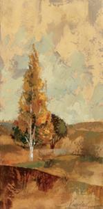 Autumn Hills II by Silvia Vassileva