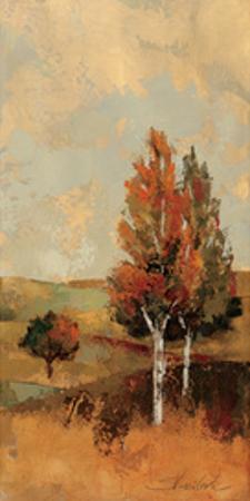 Autumn Hills III by Silvia Vassileva