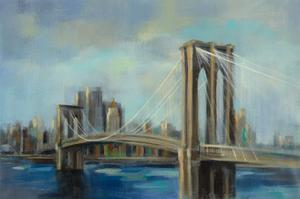 Brooklyn Bridge by Silvia Vassileva