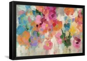Colorful Garden I Crop by Silvia Vassileva