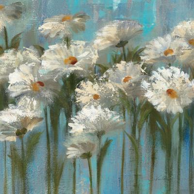 Daisies by the Lake by Silvia Vassileva