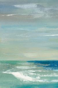 Early Morning Waves I Panel I by Silvia Vassileva