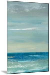 Early Morning Waves I Panel II by Silvia Vassileva