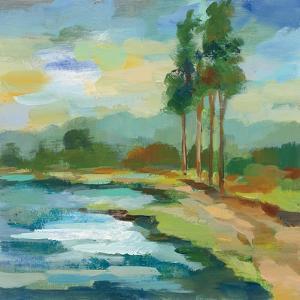 Early Spring Landscape II by Silvia Vassileva