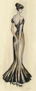 Evening Gown I by Silvia Vassileva