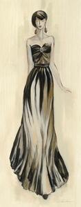 Evening Gown II by Silvia Vassileva