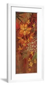Exotic Florals II by Silvia Vassileva