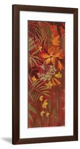 Exotic Flowers I by Silvia Vassileva